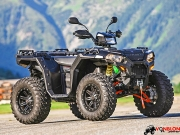 Polaris-Spezialist Vonblon: Sportsman 1000 in Schwarz
