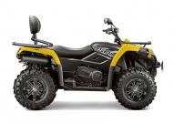 CF Moto Sunshine Edition: 450er ATV in Gelb lackiert, mit Servolenkung und auf 250 Einheiten limitiert