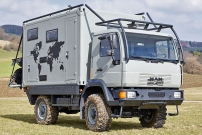 MAN Expeditionsmobil von Jochum Motors: iWeltenbummler ahoi