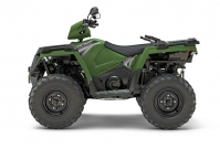Polaris Sportsman 570 Modelle: in Grün