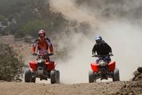 Mit dem ATV durch Kalifornien: auf vier Rädern durch die staubtrockene Mojave-Wüste