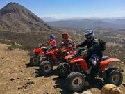 Mit dem ATV durch Kalifornien: Dreitagestour durch verschiedene Landschaftsformen