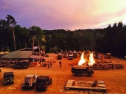 Hellsklamm Kickoff: Lagerfeuerstimmung und Gemütlichkeit