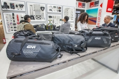 EICMA 2019: Soft-Luggage von GIVI