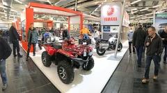Yamaha-Präsentation auf der IMOT: Bekenntnis zu ATVs & SxS