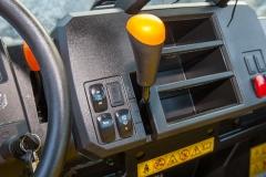John Deere Gator XUV 835M: CVT-Variomatik sorgt für automatische Kraftübertragung