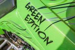Ein Traum in Grün: Green Edition