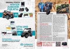 ATV&QUAD Magazin 2020/01, Seite 2-3: Editorial