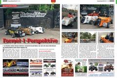 ATV&QUAD Magazin 2020/01, Seite 60-61, Szene Deutschland PLZ 0 / 1 / 2; Hot Rod Citytour Berlin: Formel-1-Perspektive