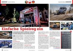 ATV&QUAD Magazin 2020/01, Seite 88-89, Sport; Yamaha YXZ 1000R Cup: Einfache Spielregeln