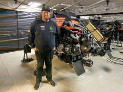 Can-Am Werksteam South Racing: dominierte die Rallye Dakar 2020 von Anfang an