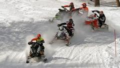 CEST Central Europe Snowcross Trophy 2020: Start zum 3. Lauf am 29. Februar und 1. März 2020 in Neukirchen am Großvenediger