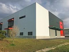 Access Motor rüstet weiter auf: neues Produktions- und Lager-Gebäude in Taiwan