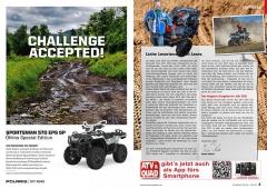 ATV&QUAD Magazin 2020/10 - 2021/01, Seite 2-3: Editorial