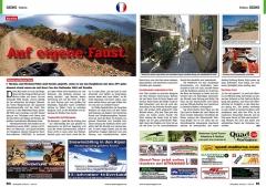 ATV&QUAD Magazin 2020/10 - 2021/01, Seite 80-81, Erlebnis & Events; Korsika: Auf eigene Faust