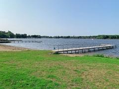 Endurofunten Offroad-Tour über die Mecklenburgische Kleinseenplatte: ein See nach dem anderen