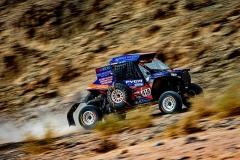 Polaris: 10 Jahre RZR bei der Rallye Dakar
