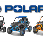 Polaris Modelle 2015: Side-by-Sides