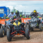 GCC 2016 Lauf 1 in Walldorf ab der Werra am 23. und 24. April: Klasse XC ATV